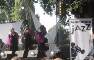 Vocal Colors à Jazz en Liberté Andernos les Bains